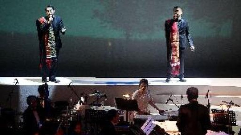 Foto: Salah satu konser musik (Dok.detikcom)