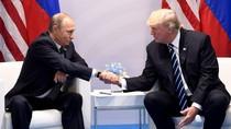 Pertemuan Perdana Trump dan Putin di Hamburg