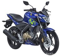 Yamaha Vixion Movistar