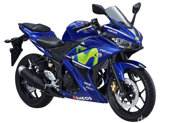 Yamaha Luncurkan 5 Motor ala MotoGP