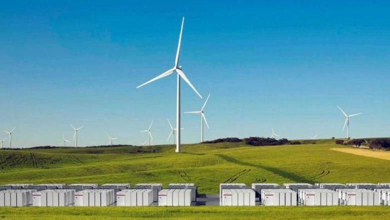 Elon Musk Janji Bangun Baterai Ion Terbesar Dunia di Australia