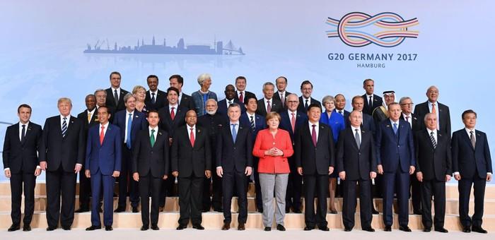 KTT G20. Foto: Setpres
