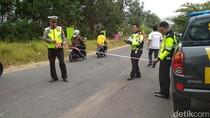 2 Biker Tewas Dalam Kecelakaan di Ruas Jalan Nasional Trenggalek