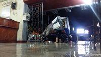 Hujan Deras, RS di Aceh Utara ini Tergenang Hingga Ganggu Aktivitas