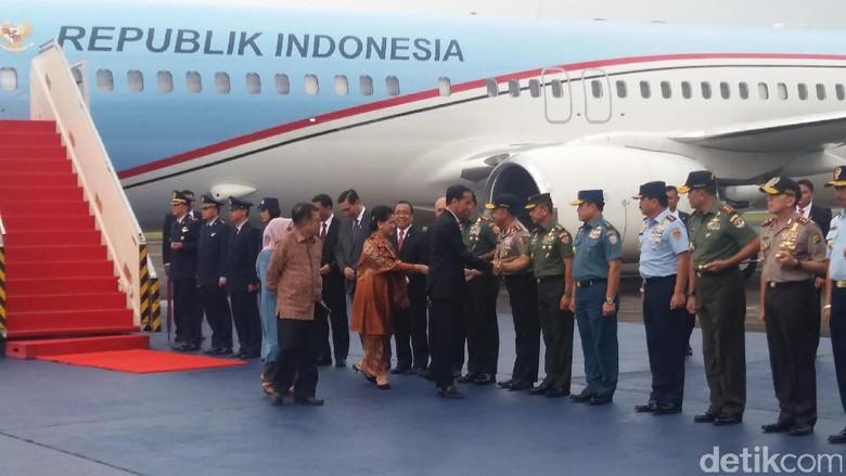 Jokowi Ajak Keluarga ke Jerman, Mensesneg: Presiden Tak Punya Cuti
