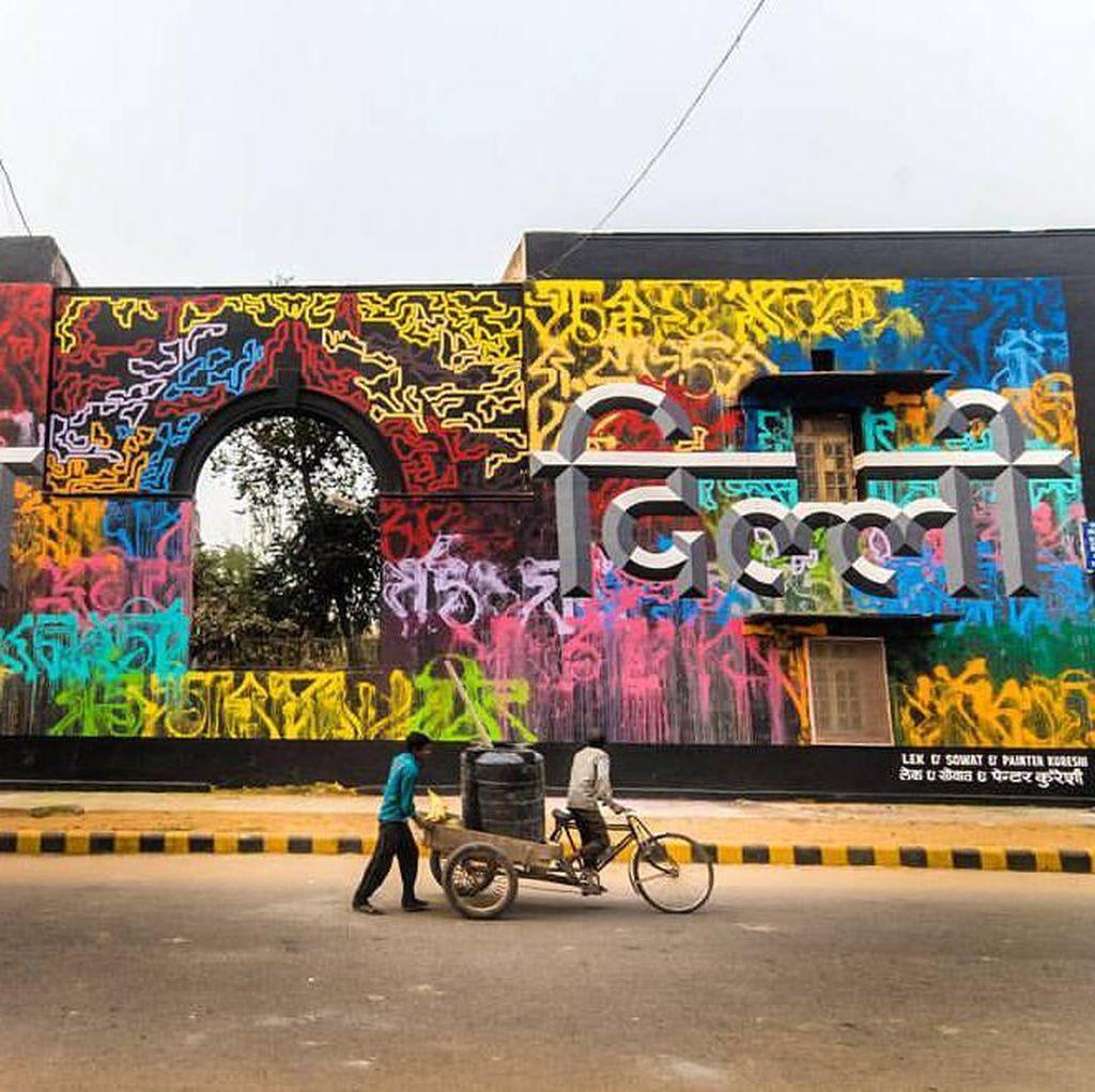 FOTO: India Juga Punya Spot Instagramable yang Cantik