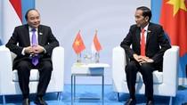 Bertemu PM Vietnam, Jokowi Bahas ZEE hingga Illegal Fishing