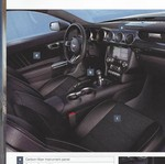 Makin Mewah, Kabin Ford Mustang Ini Full Carbon