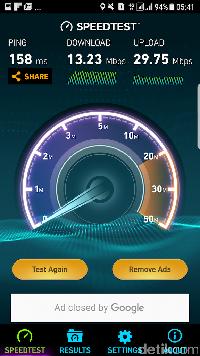Internet 4G di Merauke Tembus 29,75 Mbps
