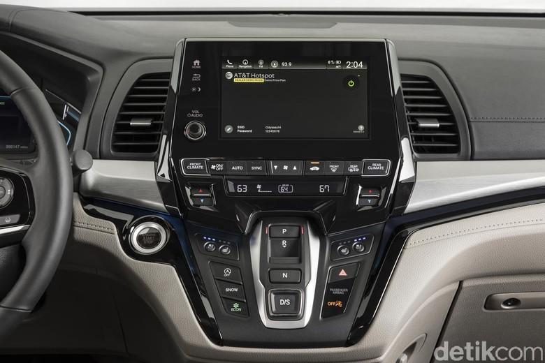 Internetan di Honda Odyssey Bisa Puas dengan Jaringan 4G LTE