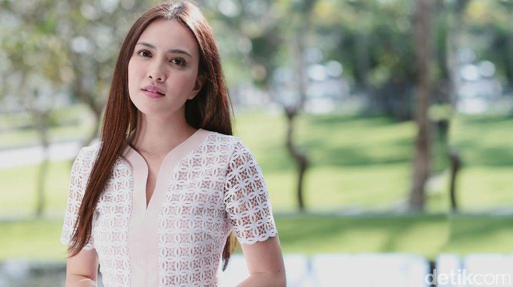 Plesir Singkat Shandy Aulia, Celeb of the Month detikHOT Bulan Ini di Bali
