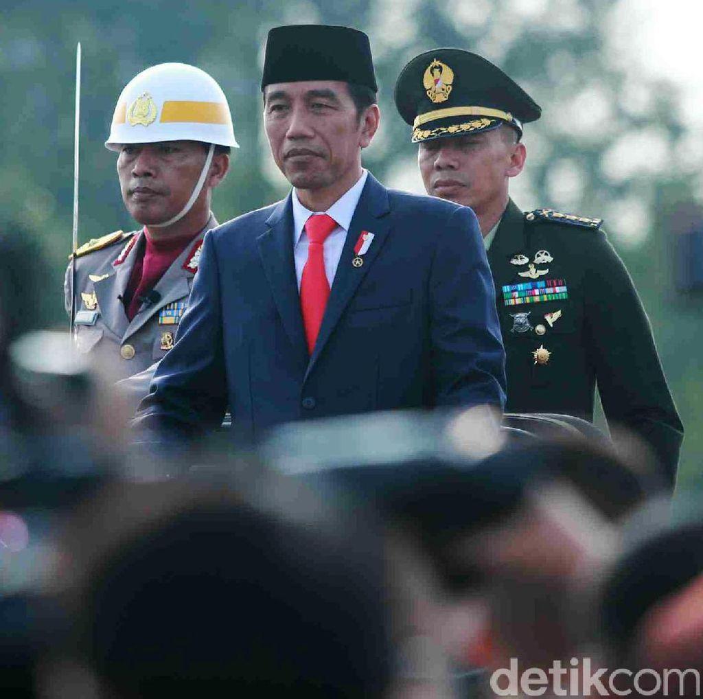 Didukung Golkar-Nasdem-PPP, Jokowi Kantongi Tiket ke Pilpres 2019