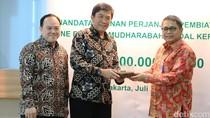 Bank Syariah Mandiri-FIF Group Teken Kerja Sama Pembiayaan Rp 500 M