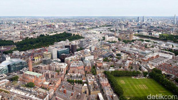 Sinar Mas Land akuisisi gedung komersial di London