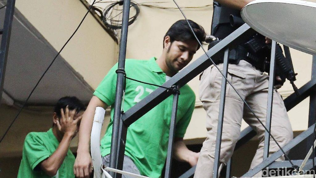 Positif Ganja dan Sabu, Ammar Zoni Terancam Pidana 12 Tahun Penjara