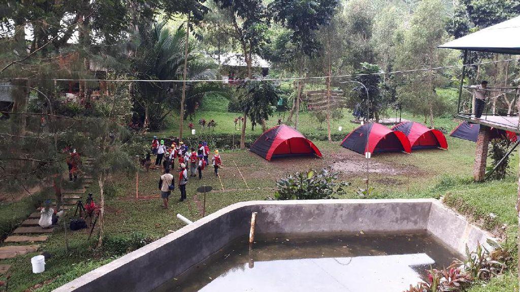 Ajak Anak-anak Kemping di Bogor, Ini Pilihannya