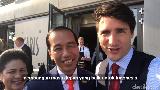 Vlog Jokowi Bareng Pemimpin Dunia: Raja Salman hingga Trudeau