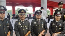 4 Anggota Polda Banten Dapat Pin Emas Mabes Polri