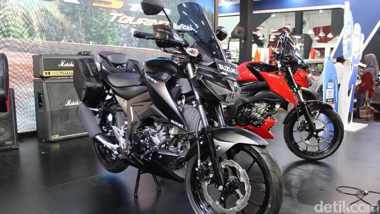 Versi Touring Tambah Jualan Motor Suzuki GSX Series, Tak Ganggu Satria