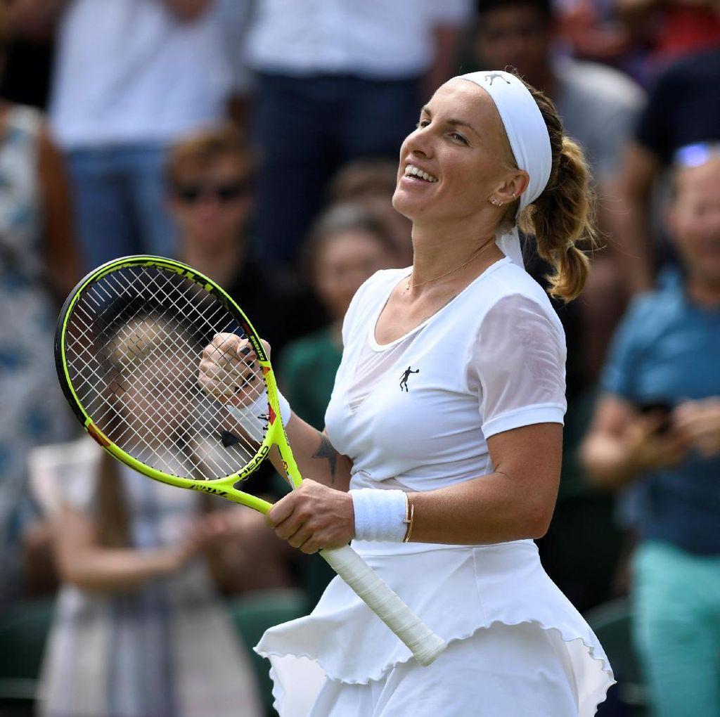 Setelah 10 Tahun, Kuznetsova ke Perempatfinal Wimbledon Lagi