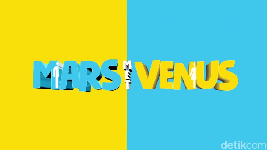 Film Mars Met Venus Dibagi Dua Versi, Ini Alasannya