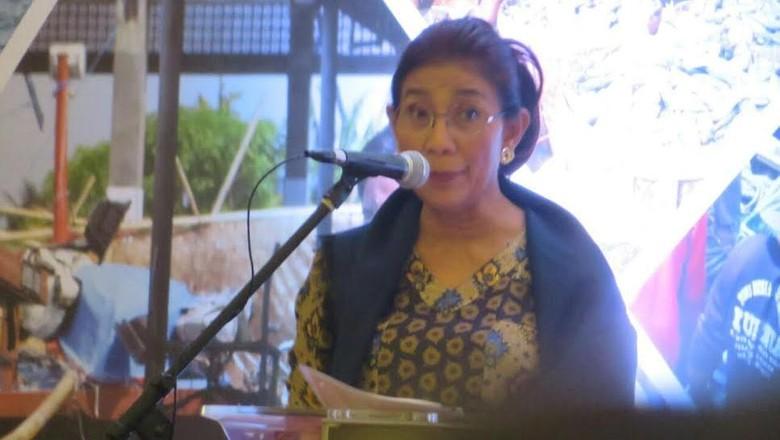 Nelayan Demo di Istana, Susi: Jangan Habis Energi Soal Cantrang