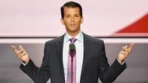 Ini Putra Trump yang Dituduh Temui Advokat Rusia untuk Lawan Hillary