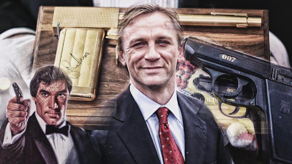 Bantahan Daniel Craig Santer Dikabarkan Balik Jadi James Bond