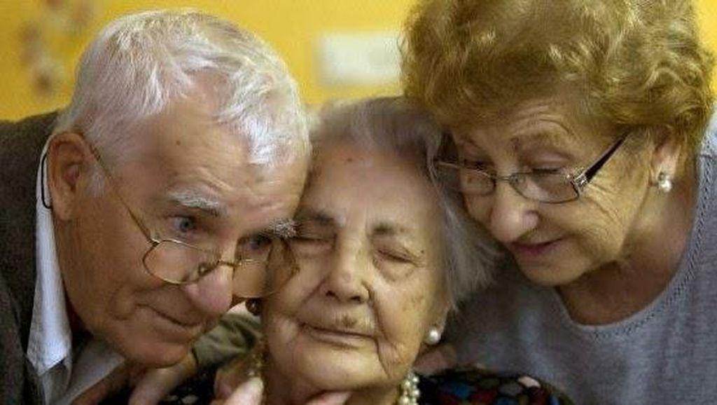 Intip Rahasia Panjang Umur 5 Wanita Berusia Lebih Dari 110 Tahun