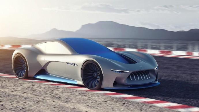 Mobil Masa Depan Maserati