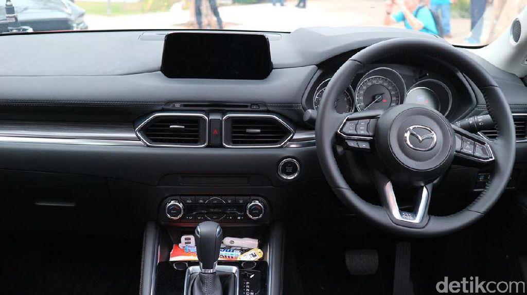 Kabin Mazda CX-5 Lebih Senyap 10% Dibanding Model Lama