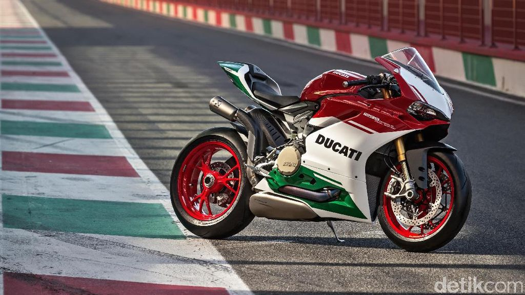 Ducati Luncurkan 1299 Panigale R Final Edition