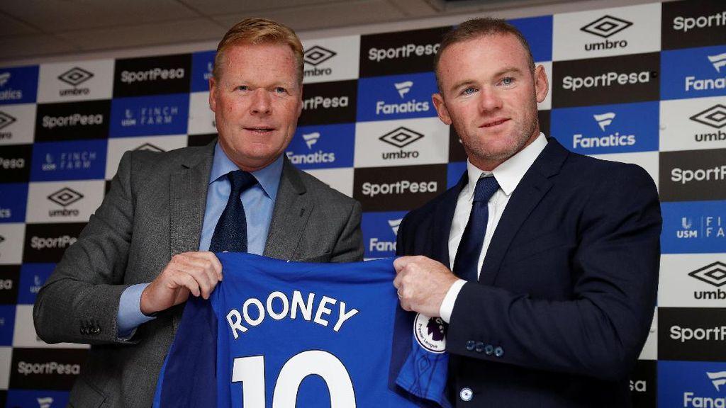 Ditunggu, Kontribusi Besar Rooney untuk Everton
