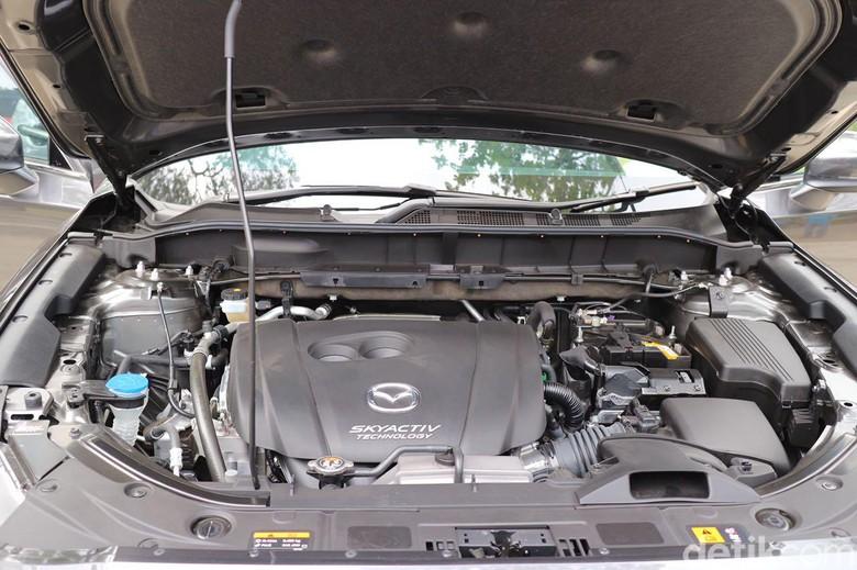 Bos Mazda AS: Mesin Bakar Masih Penting