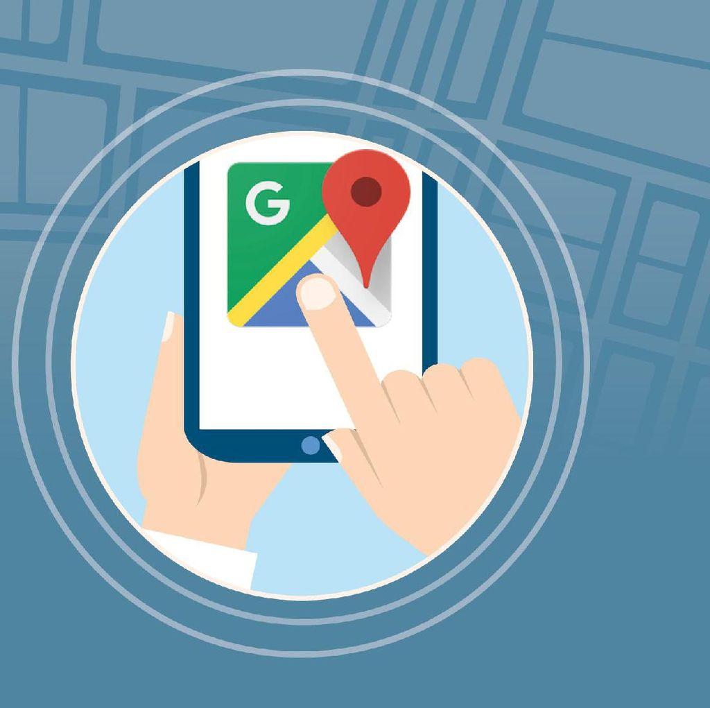 8 Fitur Google Maps yang Belum Kalian Tahu