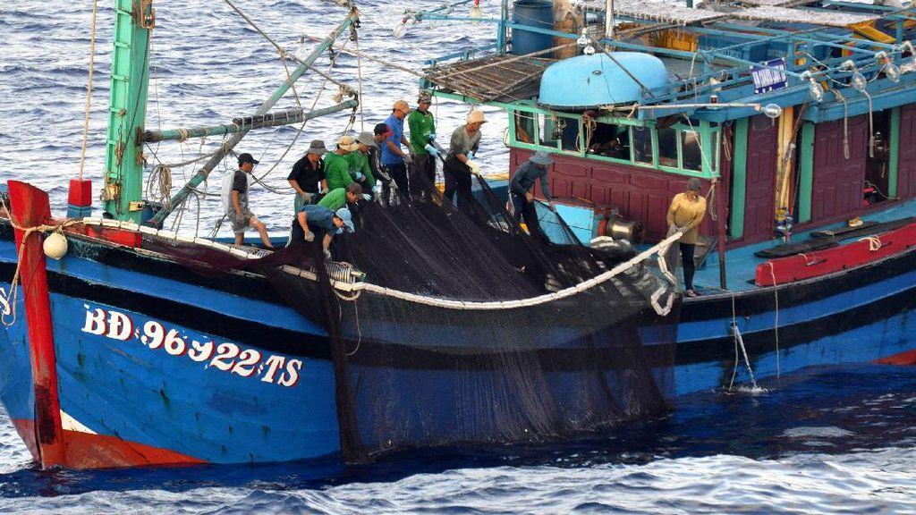Kerja Keras Susi Bujuk Nelayan Pantura Tak Pakai Cantrang