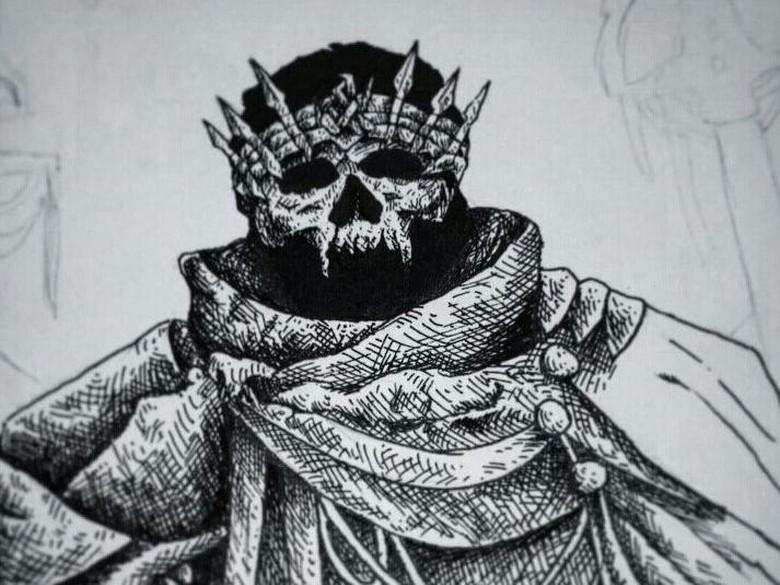 Ratu Leak hingga Sekhmet, Gambar Dark Art Radwork yang Unik