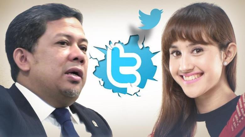 Tsamara Tantang Fahri Hamzah Debat Terbuka soal Angket KPK