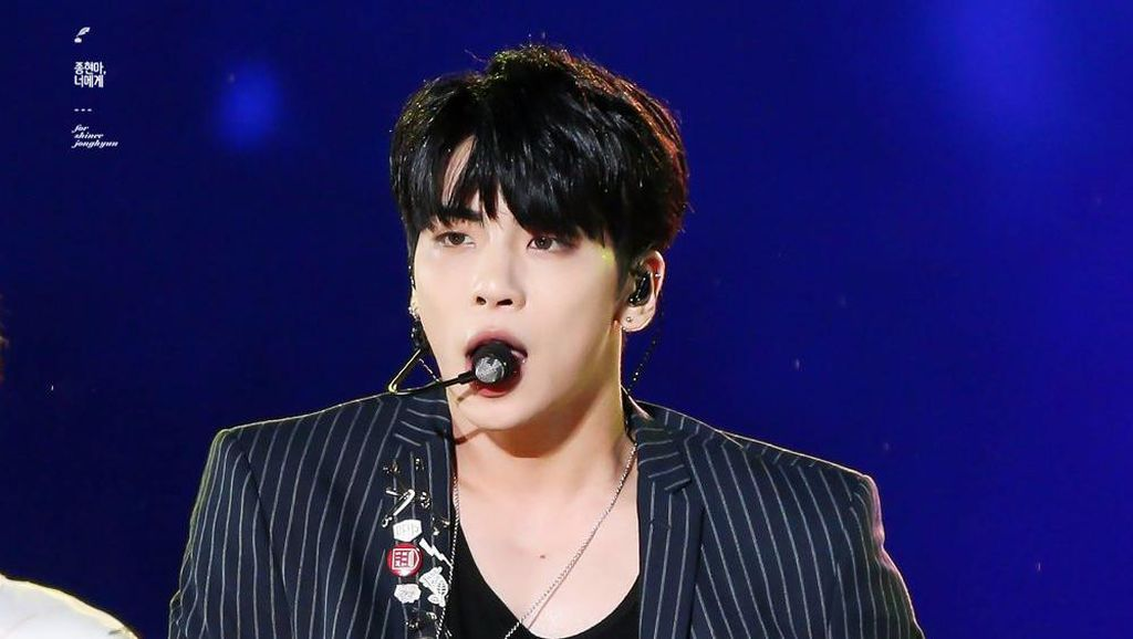 Gara-gara Blazer, Jonghyun Shinee Dikritik Netizen Picu Orang Bunuh Diri