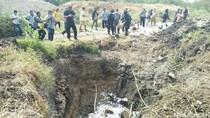 23 Kg Bubuk Peledak dan Ribuan Petasan Dimusnahkan Polres Jombang