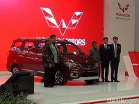 Dapur Produksi Mobil China Pesaing Avanza CS, Mulai 'Ngebul'