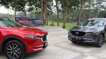 Mazda Tak Berniat Turunkan Kapasitas Mesin CX-5