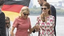 Foto: 5 Ibu Negara Paling Stylish di KTT G20