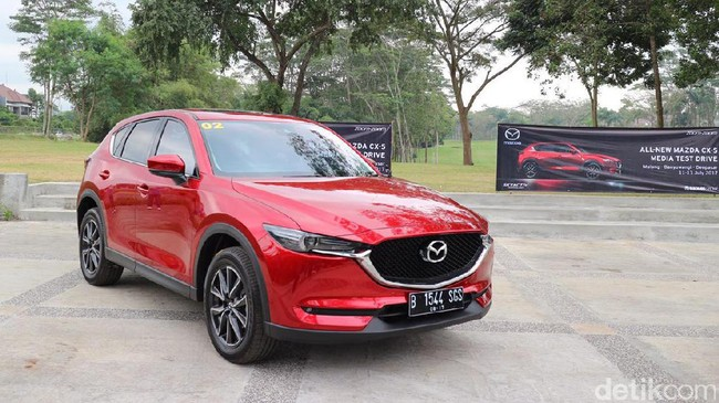 Keliling Malang-Bali dengan Mazda CX-5 Terbaru, Seberapa Asyik?