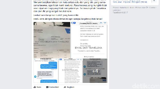 Berita Viral Lion Air