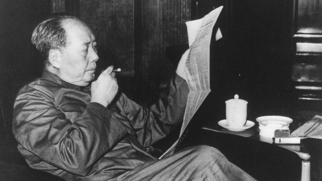 Kumpulan Catatan Tulisan Tangan Mao Zedong Terjual Rp 12 Miliar