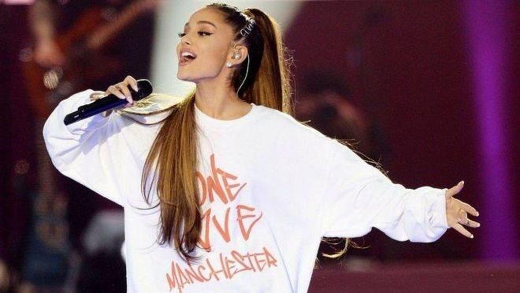 Konser Ariana Grande di Kosta Rika Diancam Seorang Pria