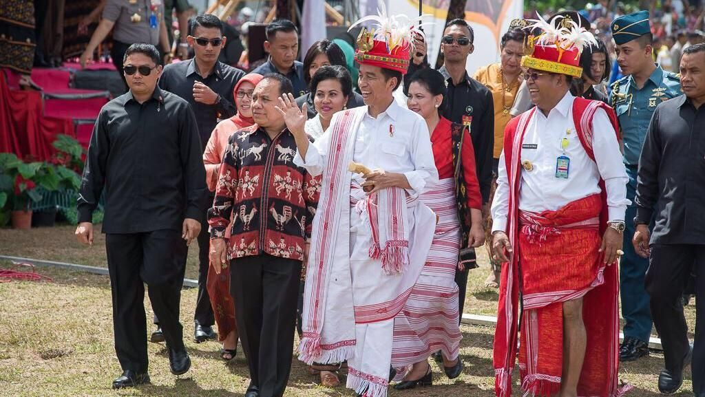 Mau Sumba Terkenal di Dunia, Ini Saran Presiden Jokowi