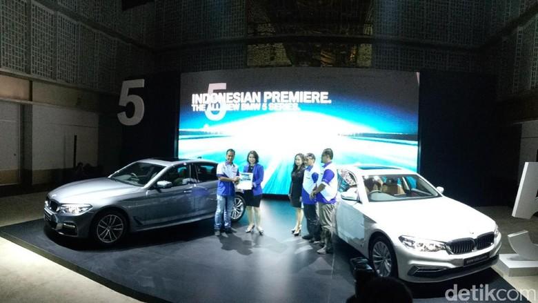 Orang Lebih Suka BMW Rakitan Indonesia