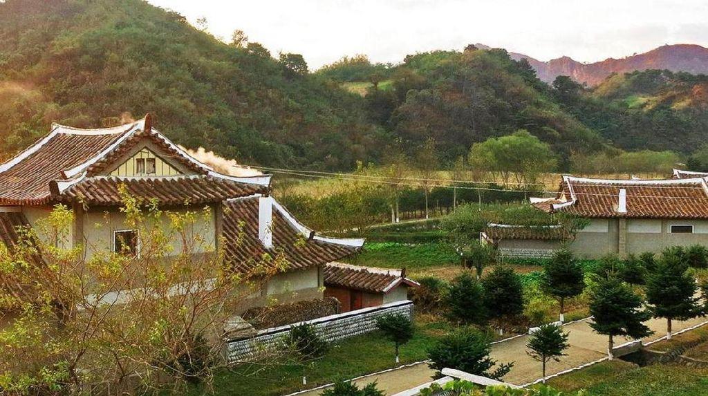 Foto: Penginapan Mewah di Korea Utara, Seperti Apa?